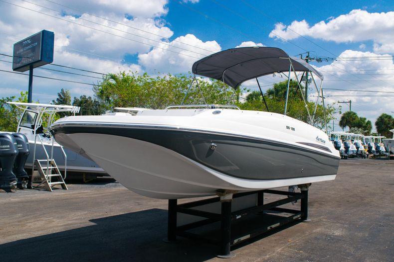 Thumbnail 3 for New 2020 Hurricane SS 188 OB boat for sale in Vero Beach, FL