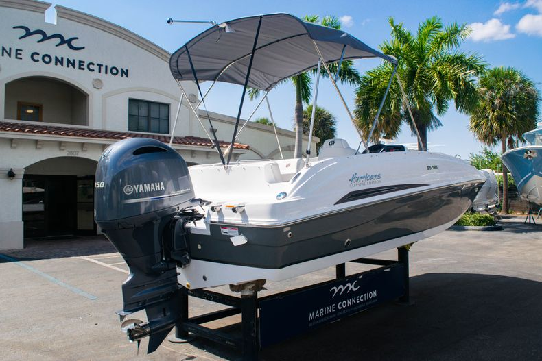 Thumbnail 7 for New 2020 Hurricane SS 188 OB boat for sale in Vero Beach, FL