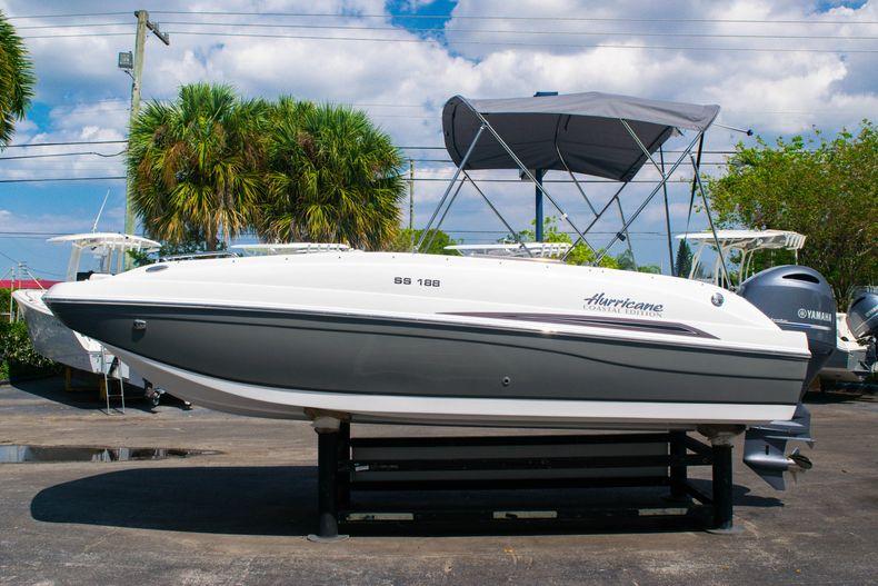 Thumbnail 4 for New 2020 Hurricane SS 188 OB boat for sale in Vero Beach, FL