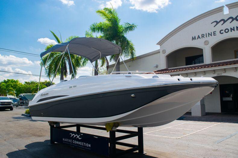 Thumbnail 1 for New 2020 Hurricane SS 188 OB boat for sale in Vero Beach, FL
