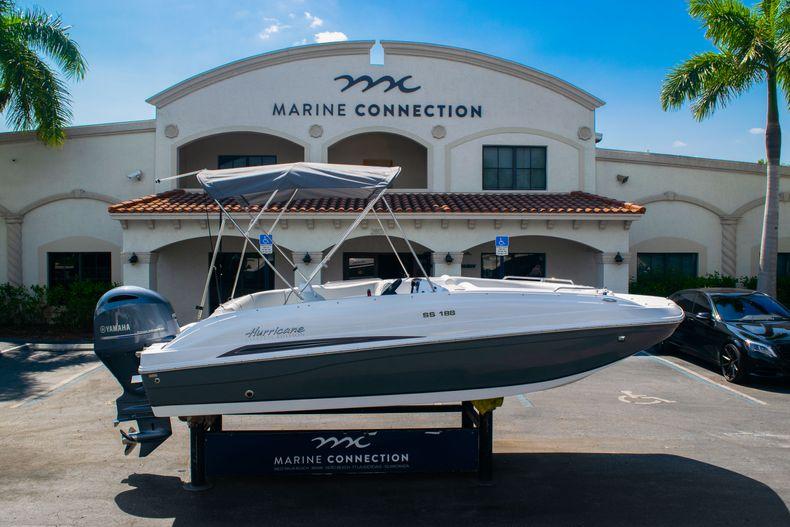 New 2020 Hurricane SS 188 OB boat for sale in Vero Beach, FL