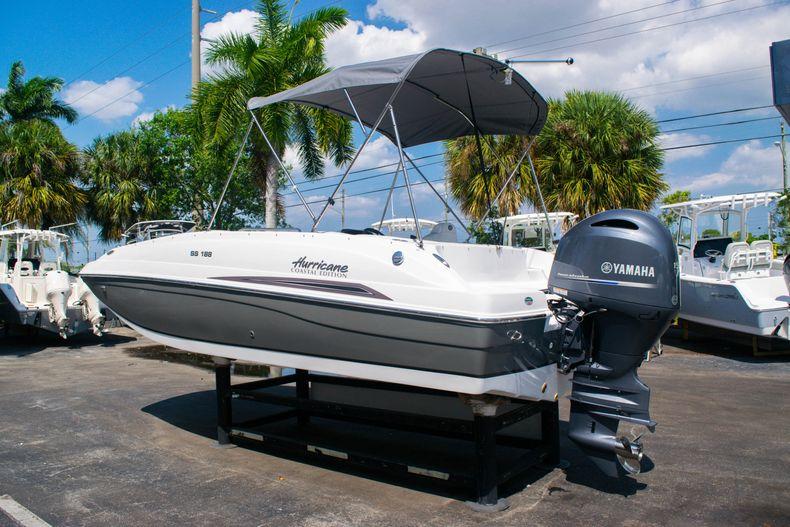 Thumbnail 5 for New 2020 Hurricane SS 188 OB boat for sale in Vero Beach, FL