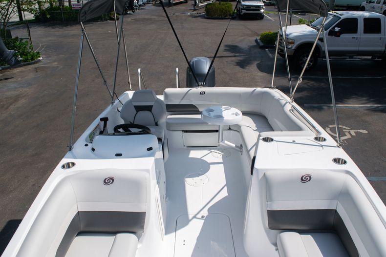 Thumbnail 32 for New 2020 Hurricane SS 188 OB boat for sale in Vero Beach, FL