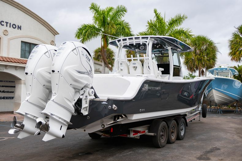 Thumbnail 7 for New 2020 Sportsman Open 352 Center Console boat for sale in West Palm Beach, FL