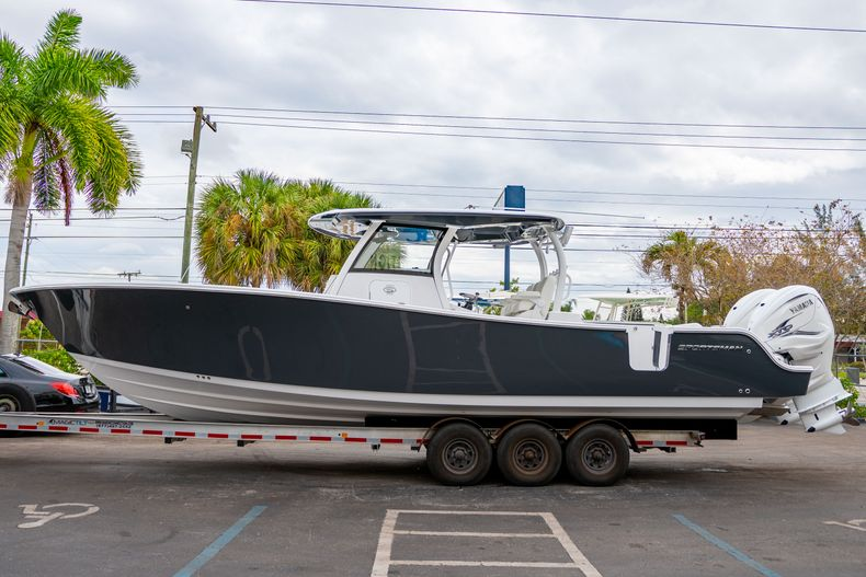 Thumbnail 4 for New 2020 Sportsman Open 352 Center Console boat for sale in West Palm Beach, FL
