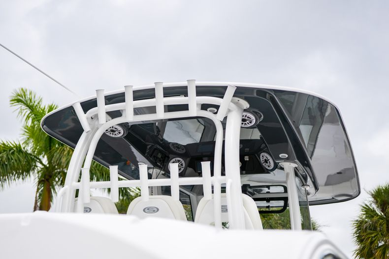 Thumbnail 8 for New 2020 Sportsman Open 352 Center Console boat for sale in West Palm Beach, FL