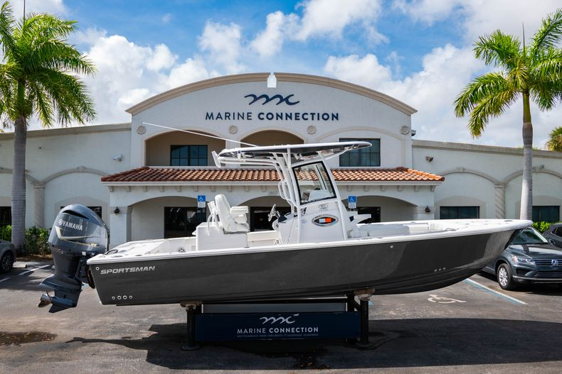 New 2020 Sportsman Masters 267OE Bay Boat boat for sale in West Palm Beach, FL