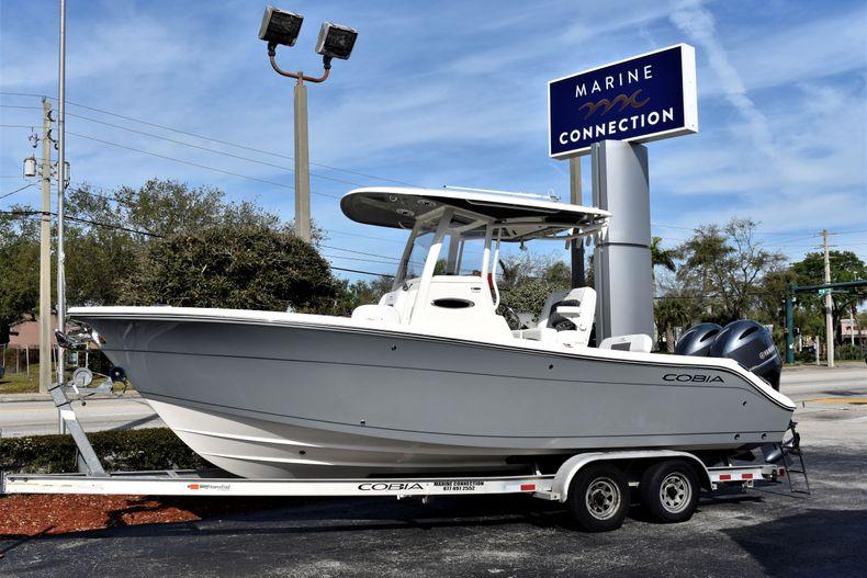 New 2020 Cobia 240 CC Center Console boat for sale in Vero Beach, FL