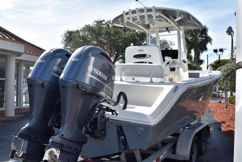 Thumbnail 5 for New 2020 Cobia 240 CC Center Console boat for sale in Vero Beach, FL