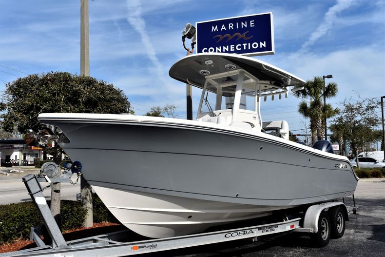 Thumbnail 1 for New 2020 Cobia 240 CC Center Console boat for sale in Vero Beach, FL