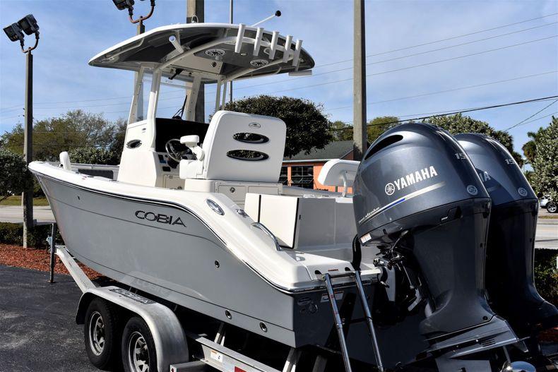 Thumbnail 3 for New 2020 Cobia 240 CC Center Console boat for sale in Vero Beach, FL