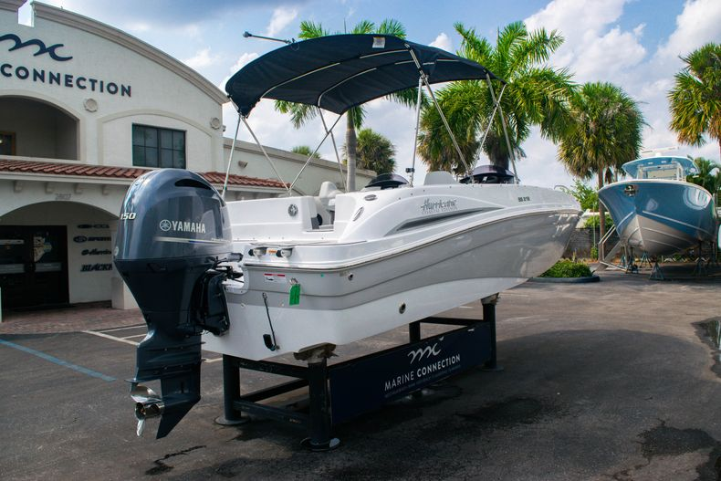Thumbnail 7 for New 2020 Hurricane SS 218 OB boat for sale in West Palm Beach, FL