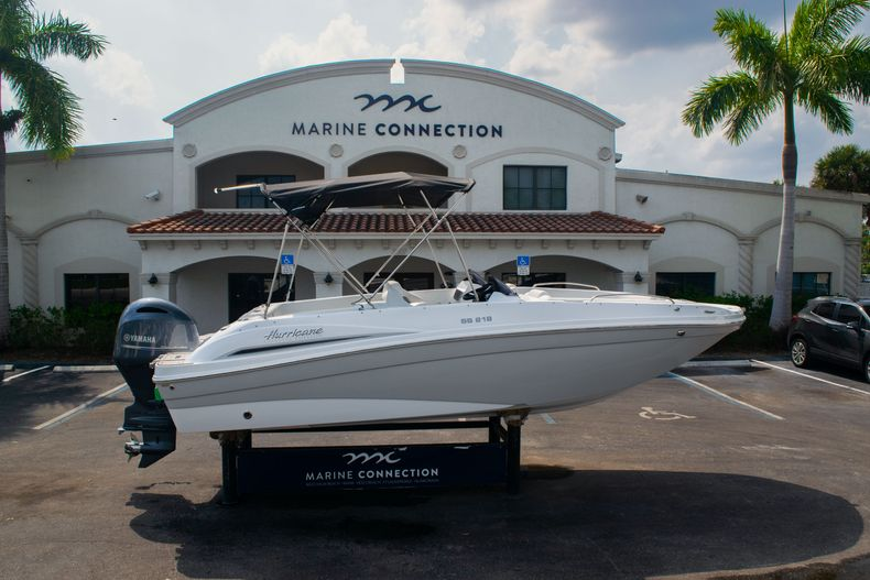 New 2020 Hurricane SS 218 OB boat for sale in West Palm Beach, FL