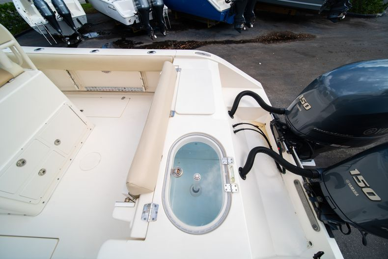 Thumbnail 9 for Used 2014 Cobia 256 Center Console boat for sale in West Palm Beach, FL
