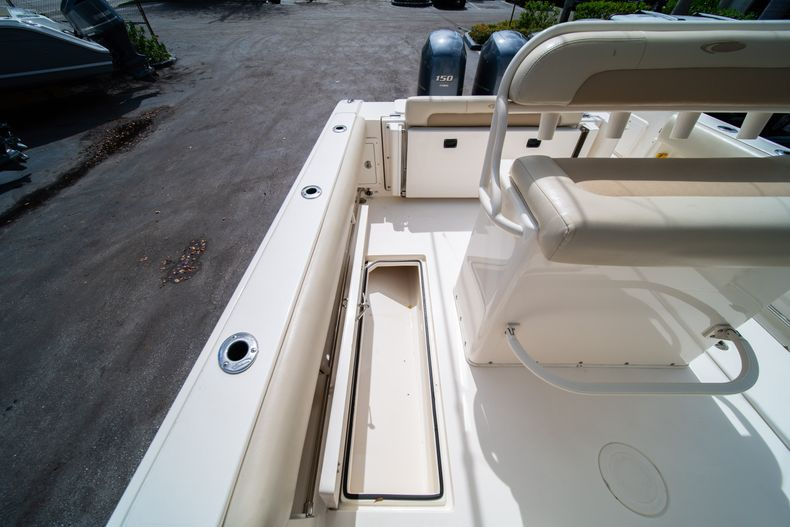 Thumbnail 17 for Used 2014 Cobia 256 Center Console boat for sale in West Palm Beach, FL