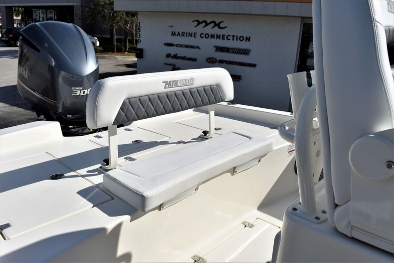 Thumbnail 22 for New 2020 Pathfinder 2600 HPS Bay Boat boat for sale in Vero Beach, FL