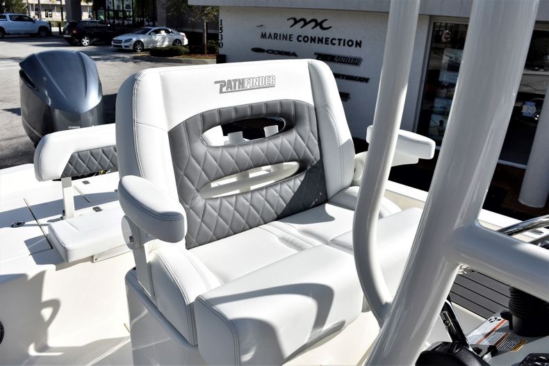 Thumbnail 21 for New 2020 Pathfinder 2600 HPS Bay Boat boat for sale in Vero Beach, FL