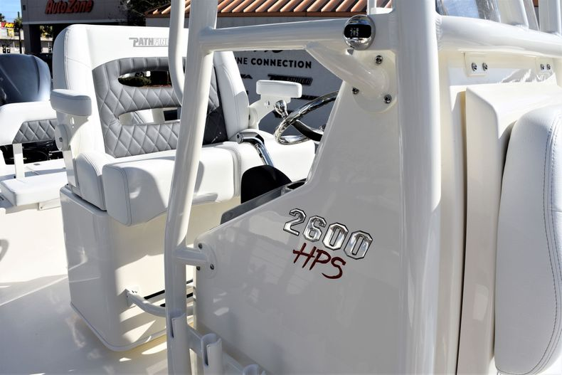 Thumbnail 20 for New 2020 Pathfinder 2600 HPS Bay Boat boat for sale in Vero Beach, FL