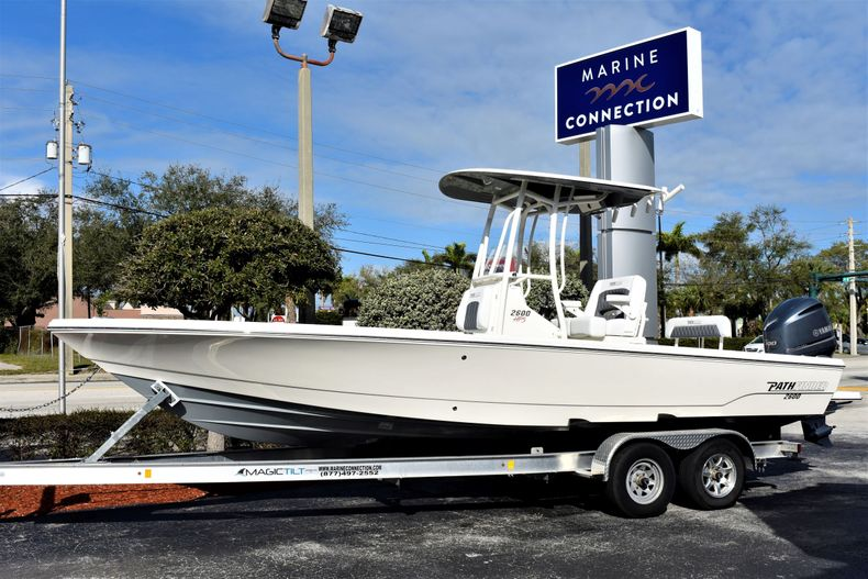 New 2020 Pathfinder 2600 HPS Bay Boat boat for sale in Vero Beach, FL