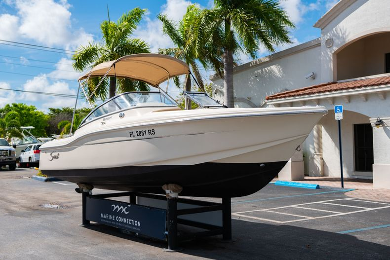 Thumbnail 1 for Used 2019 Scout 210 Dorado boat for sale in West Palm Beach, FL