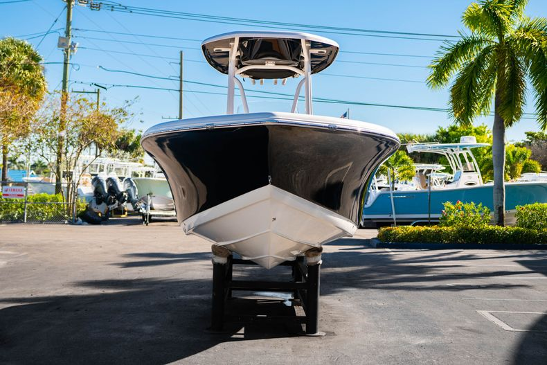 Thumbnail 3 for Used 2017 Tidewater 220 CC Adventure boat for sale in West Palm Beach, FL