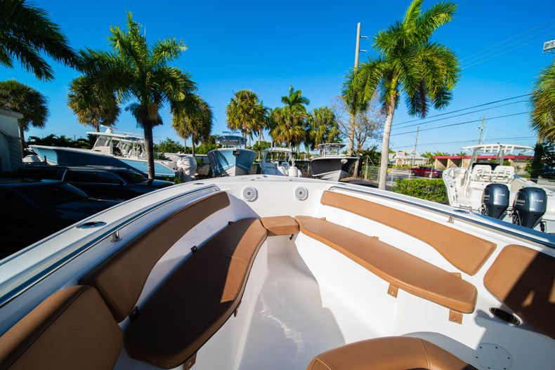 Thumbnail 40 for Used 2017 Tidewater 220 CC Adventure boat for sale in West Palm Beach, FL