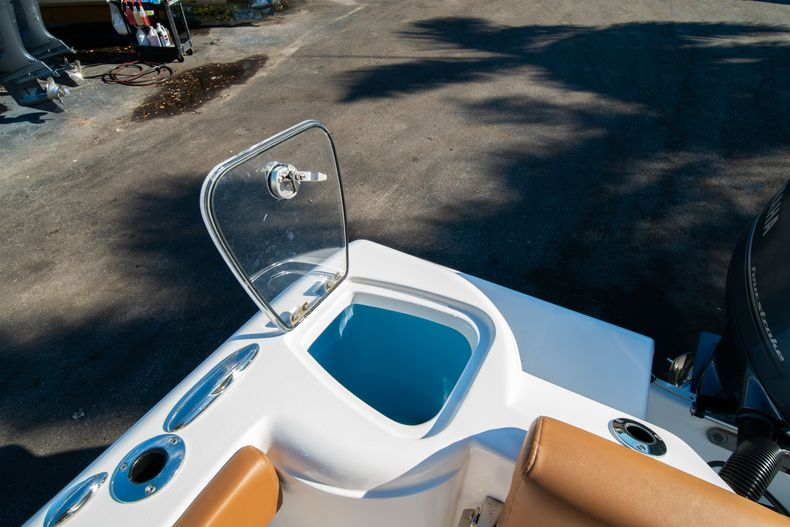 Thumbnail 14 for Used 2017 Tidewater 220 CC Adventure boat for sale in West Palm Beach, FL