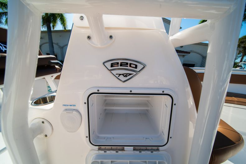 Thumbnail 36 for Used 2017 Tidewater 220 CC Adventure boat for sale in West Palm Beach, FL