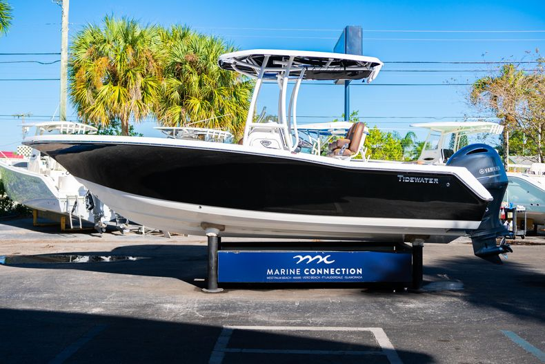 Thumbnail 6 for Used 2017 Tidewater 220 CC Adventure boat for sale in West Palm Beach, FL