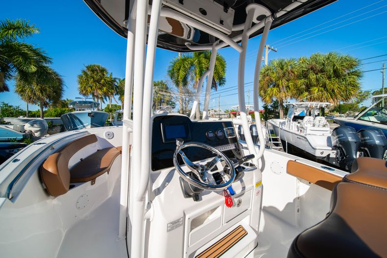 Thumbnail 29 for Used 2017 Tidewater 220 CC Adventure boat for sale in West Palm Beach, FL