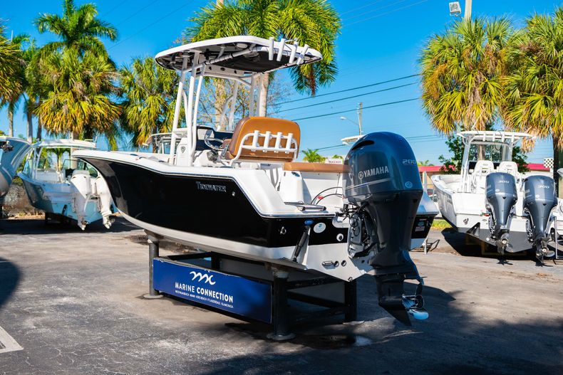 Thumbnail 7 for Used 2017 Tidewater 220 CC Adventure boat for sale in West Palm Beach, FL