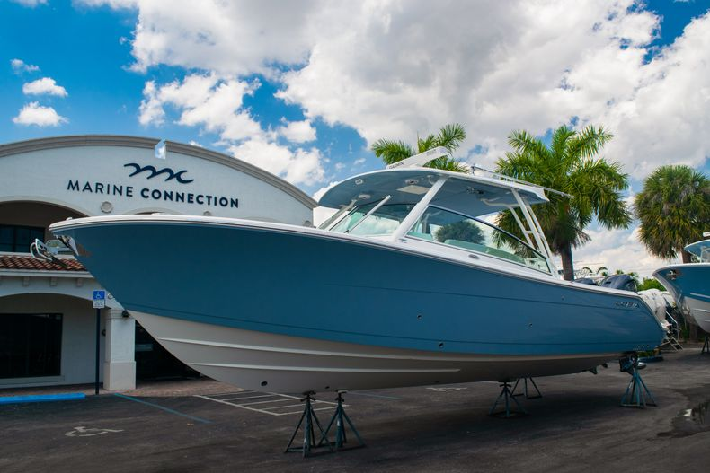 Image 8 for 2020 Cobia 330 DC in West Palm Beach, FL