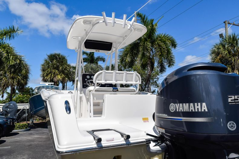 Thumbnail 8 for Used 2013 Tidewater 230 CC Adventure boat for sale in West Palm Beach, FL