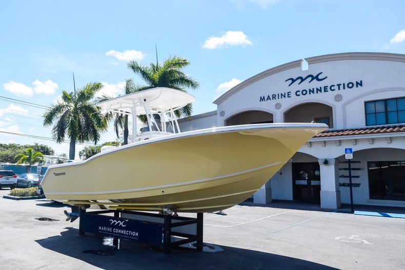 Thumbnail 3 for Used 2013 Tidewater 230 CC Adventure boat for sale in West Palm Beach, FL
