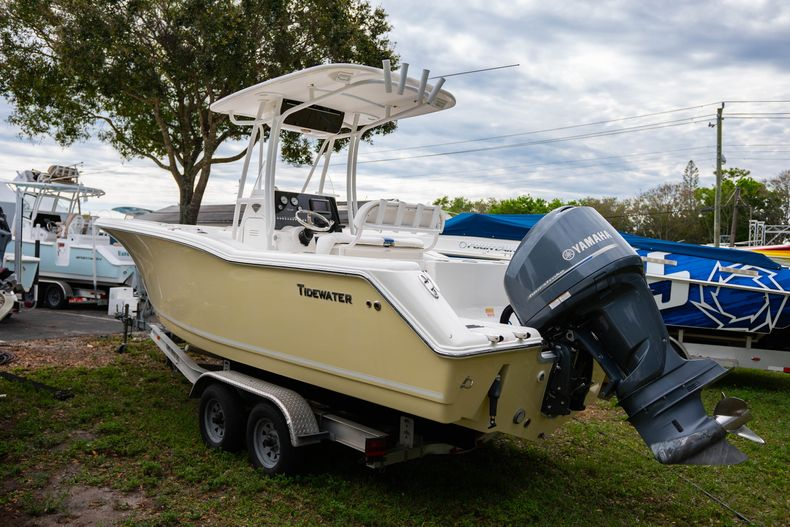 Thumbnail 64 for Used 2013 Tidewater 230 CC Adventure boat for sale in West Palm Beach, FL