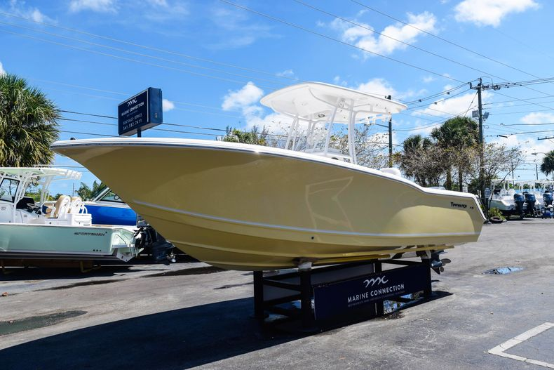 Thumbnail 1 for Used 2013 Tidewater 230 CC Adventure boat for sale in West Palm Beach, FL