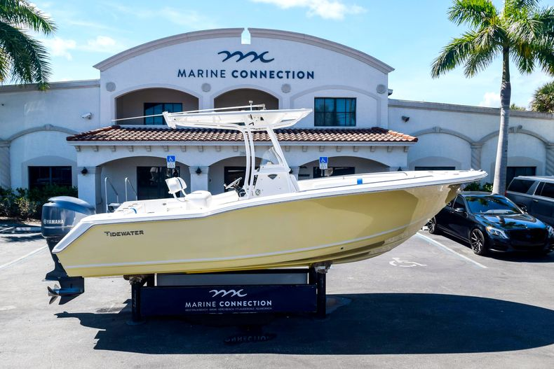 Thumbnail 4 for Used 2013 Tidewater 230 CC Adventure boat for sale in West Palm Beach, FL