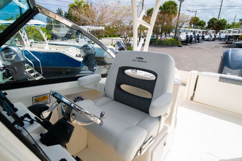 Thumbnail 34 for New 2020 Cobia 240 DC Dual Console boat for sale in Vero Beach, FL