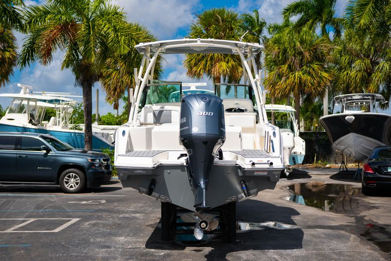 Thumbnail 6 for New 2020 Cobia 240 DC Dual Console boat for sale in Vero Beach, FL
