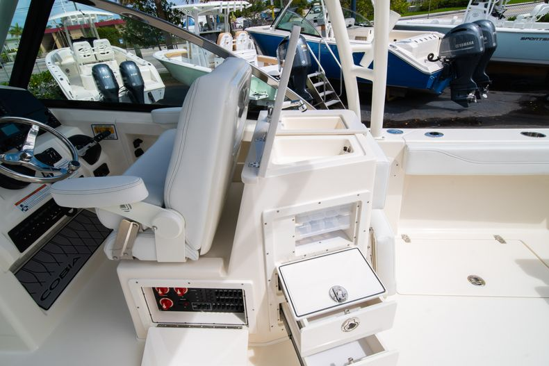 Thumbnail 24 for New 2020 Cobia 240 DC Dual Console boat for sale in Vero Beach, FL