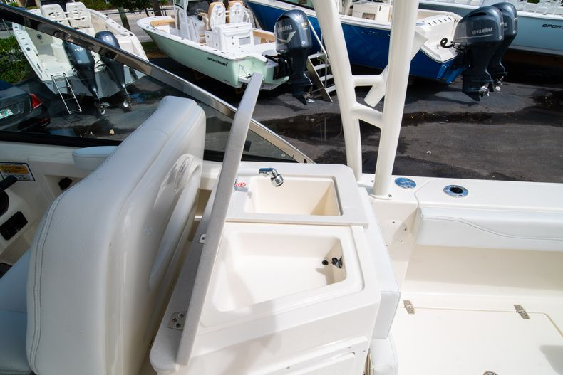 Thumbnail 25 for New 2020 Cobia 240 DC Dual Console boat for sale in Vero Beach, FL