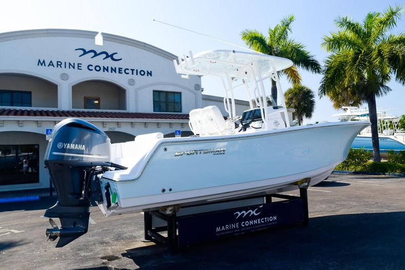 Thumbnail 7 for New 2020 Sportsman Open 232 Center Console boat for sale in Vero Beach, FL