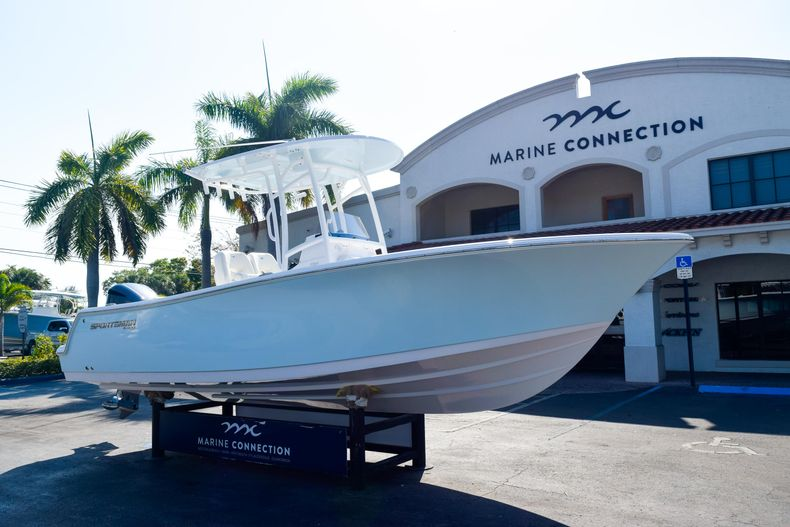 Thumbnail 1 for New 2020 Sportsman Open 232 Center Console boat for sale in Vero Beach, FL