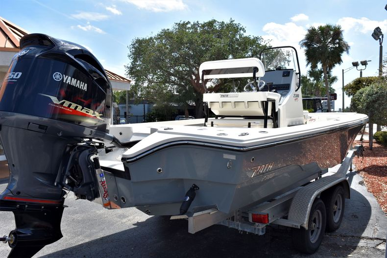 Thumbnail 6 for New 2020 Pathfinder 2300 HPS boat for sale in Fort Lauderdale, FL