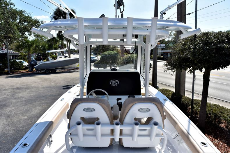 Thumbnail 13 for Used 2019 Sportsman Masters 267 Bay Boat boat for sale in Vero Beach, FL