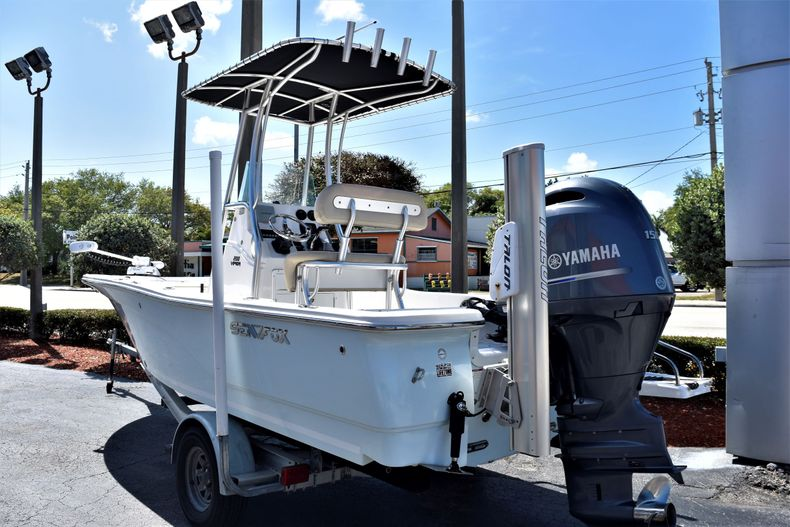 Thumbnail 3 for Used 2016 Sea Fox 200 Viper boat for sale in Vero Beach, FL
