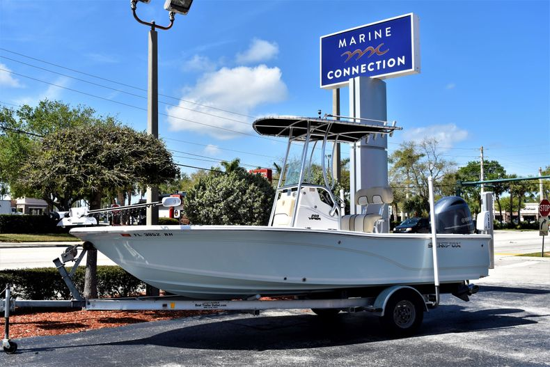 Used 2016 Sea Fox 200 Viper boat for sale in Vero Beach, FL