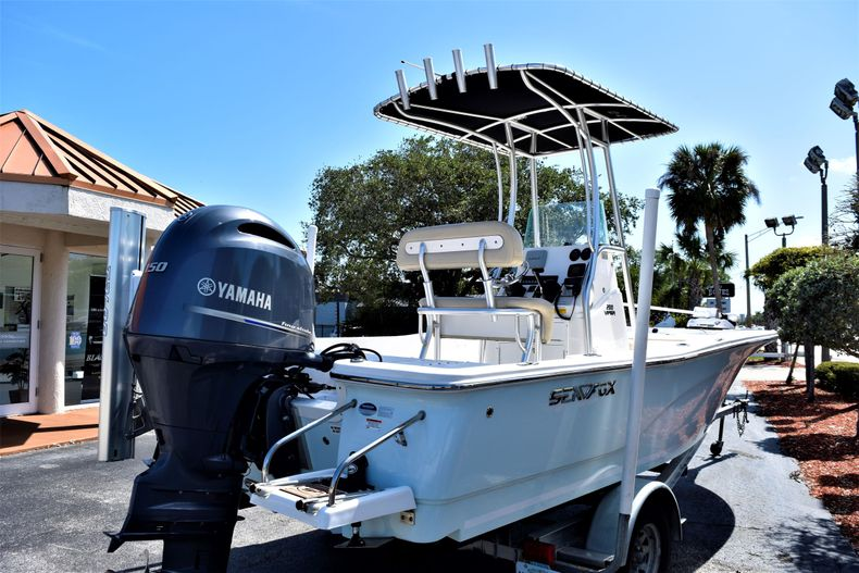 Thumbnail 5 for Used 2016 Sea Fox 200 Viper boat for sale in Vero Beach, FL