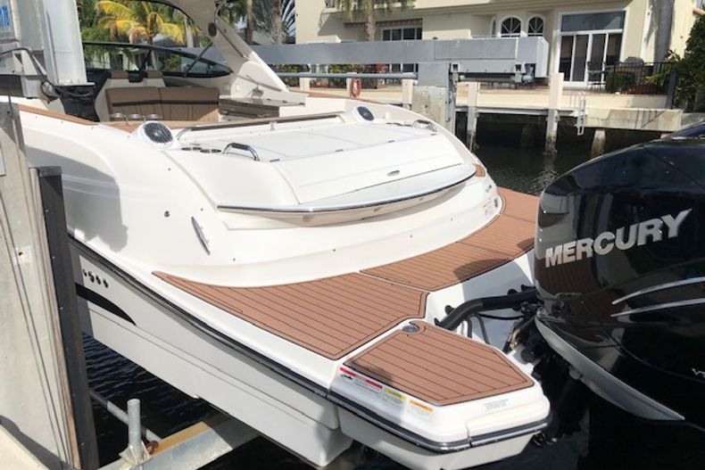 Thumbnail 1 for Used 2018 Sea Ray SLX 350 Outboard boat for sale in West Palm Beach, FL