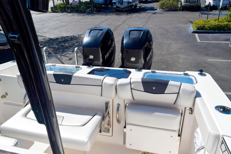 Thumbnail 112 for Used 2018 Wellcraft Scarab 302 Center Console boat for sale in West Palm Beach, FL